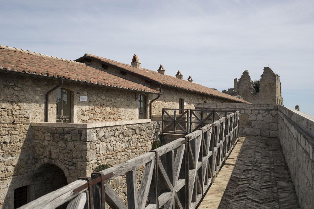 Fortress of Civitella del Tronto