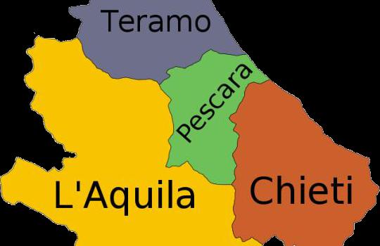 Provinces of Abruzzo